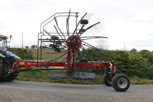 Andex 804, Below 4m transport height