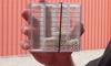 Granule size box