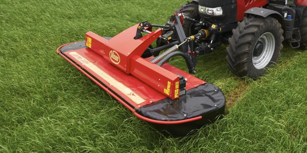 Buy New And Used Vicon Extra 328f 332f Front Disc Mowers