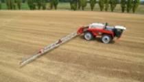 Introducing the new Self-Propelled Sprayer – Vicon iXdrive
